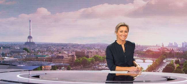 Le journal de France 2 (Season )   TV5MONDE États-Unis